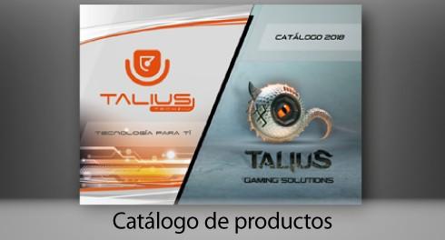 Catalogo Talius 2017